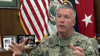 Major General James A Hoyer Discusses a Year of Recovery