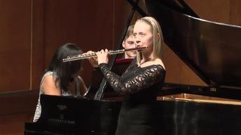 Student Recital: Calhoun, Mendelssohn