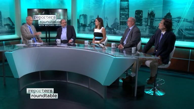 Reporters Roundtable: New Jersey's Senior Senator Stands Trial