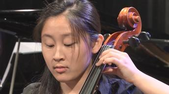 Helene Ryu | Classical Student Musician of the Month