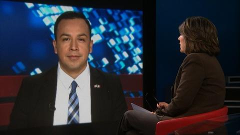 Amanpour on PBS -- Amanpour: Cesar Vargas and Masha Gessen