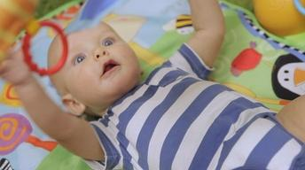 """""""Tummy Time"""" for Babies"""