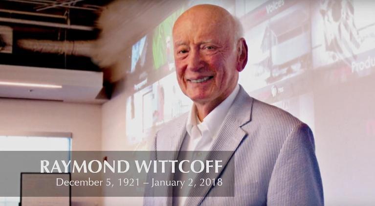 Living St. Louis: Raymond Wittcoff Obituary