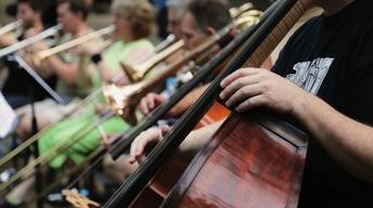 Symphony for Nature: The Britt Orchestra at Crater Lake