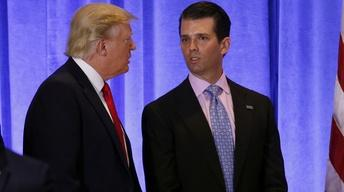 What happened in Donald Trump Jr.'s meeting with Russia?