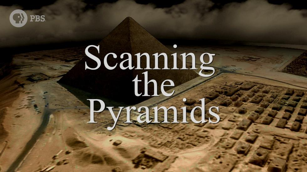 Scanning the Pyramids image