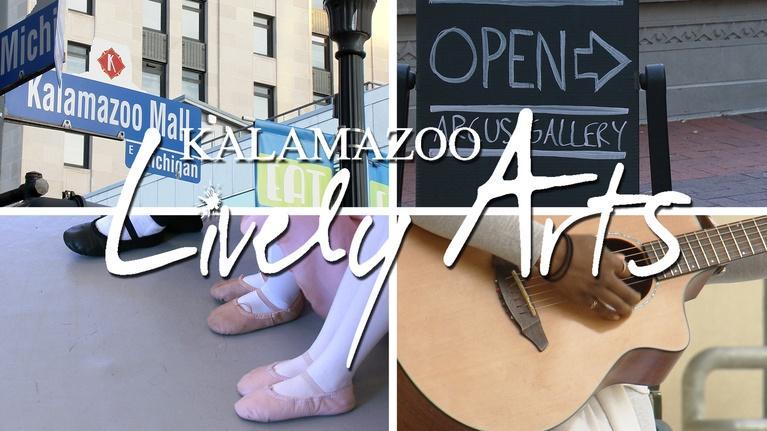 Kalamazoo Lively Arts: Kalamazoo Lively Arts - S03E10