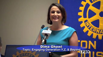 Dima Ghawi, Engaging Generation Y, Z, and Beyond