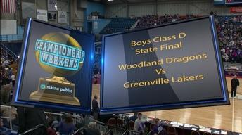 Woodland vs. Greenville Boys Class D 2018 State Final