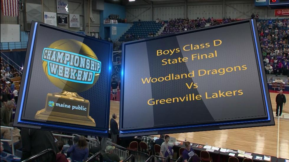 Woodland vs. Greenville Boys Class D 2018 State Final image