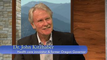 Governor John Kitzhaber Looks Backward and Forward — Preview
