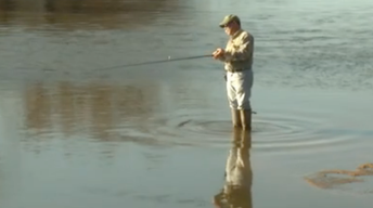 River Fishing with Tom Kalahar (Online Exclusive)