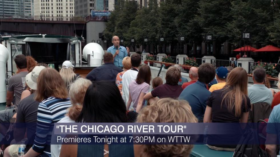 WTTW Documentary Takes Fresh Look at Chicago River image