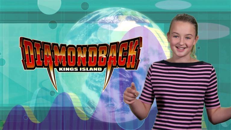 STEM Adventures: Diamondback Rollercoaster