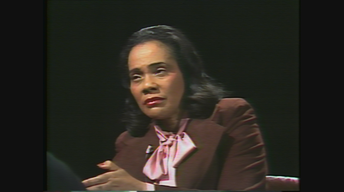 Coretta Scott King on Structural Roots of Social Problems
