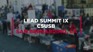 Lead Summit IX
