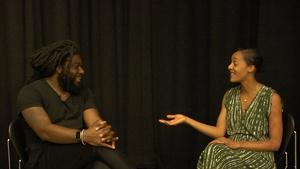 """Author Jason Reynolds Discusses """"Ghost"""""""