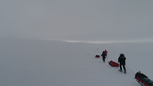 Changing Earth:  Crossing the Artic