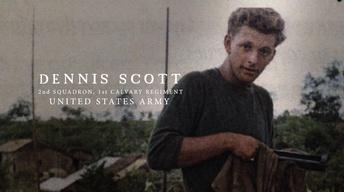 Dennis Scott   The Vietnam Letters Home Project