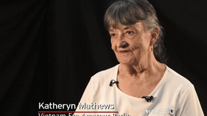 Vietnam Stories: Katheryn Mathews