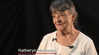 Vietnam Stories: Katheryn Mathews