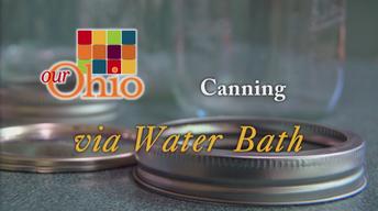 Canning - via Water Bath
