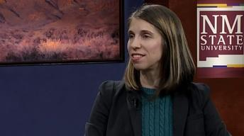 February 8, 2018 - Searchlight New Mexico - Lauren Villagran