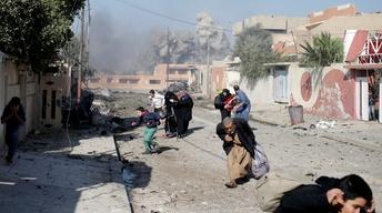 Report finds more civilian deaths from U.S.-led bombing