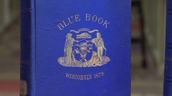 Wisconsin Blue Books No Longer Blue