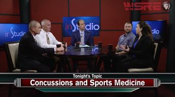 Concussions and Sports Medicine