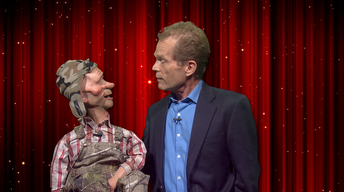 Interview: What's it like being a ventriloquist?