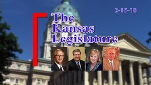 Kansas Legislature Show 2018-02-16
