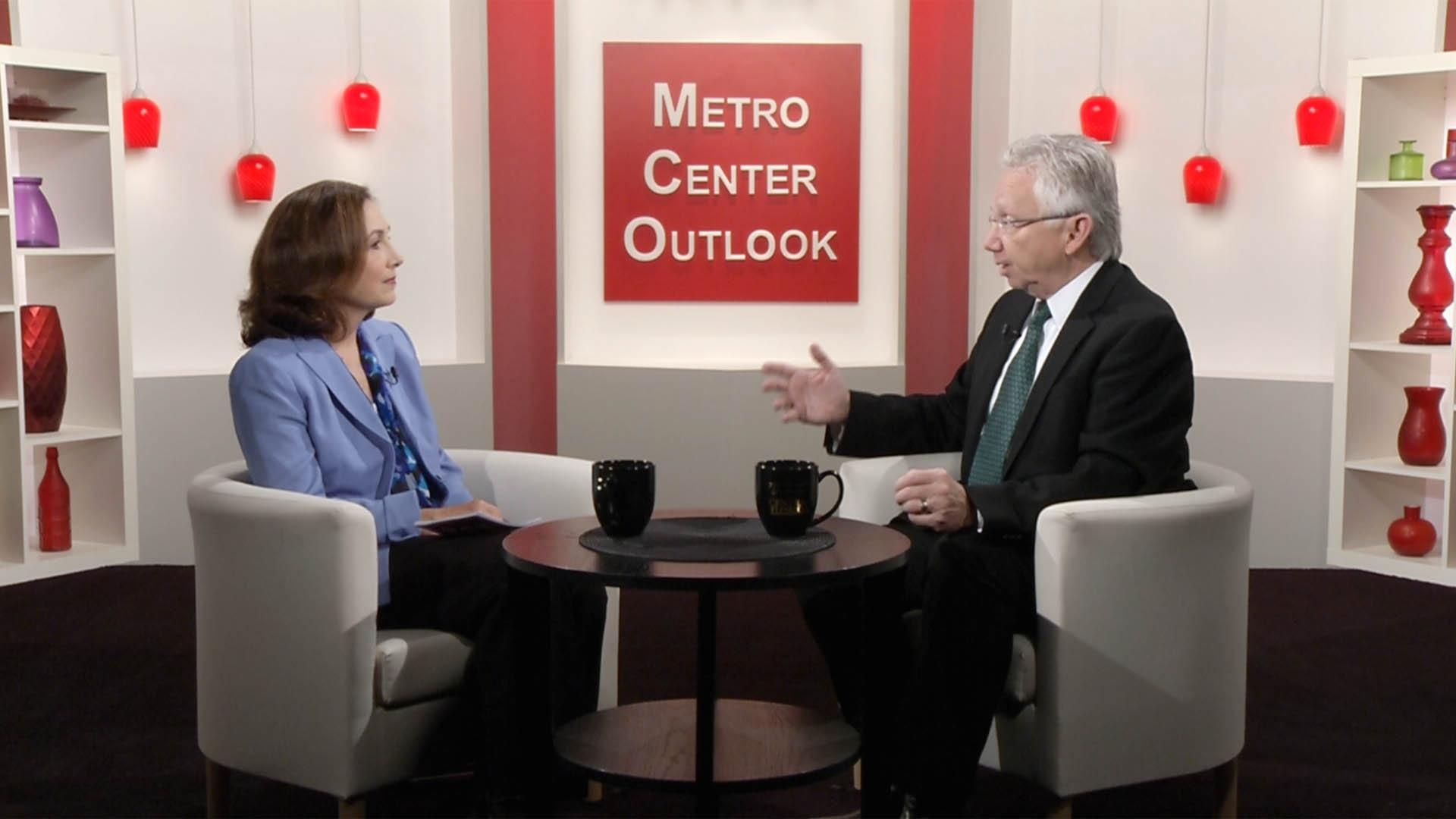 Metro Center Outlook: Richard Jackson image