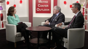 Metro Center Outlook: Jacob Stuart and and Stu Rogel image