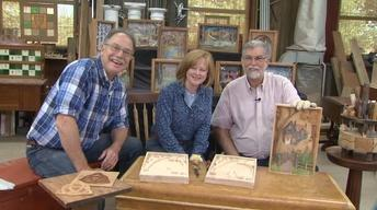 Scroll Saw Puzzles and Home Models