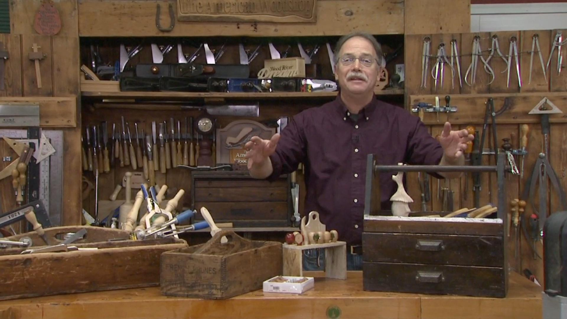 Two Drawer Tool Tray - Twin Cities PBS