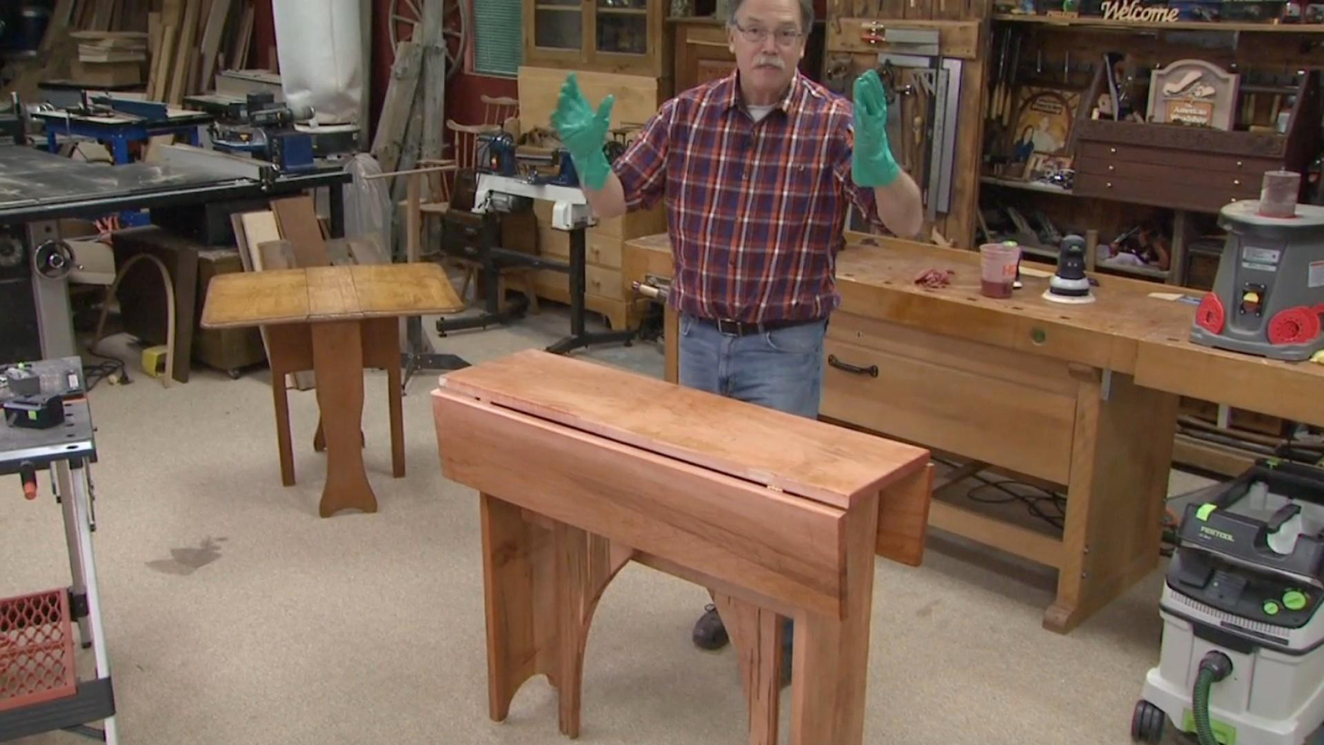 PBS-Woodshop ... Online of American Woodshop on PBS | A Tool Bench for ...