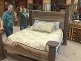 American Woodshop | Headboards and Bedsteads
