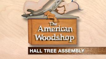 Hall Tree Assembly (web extra)