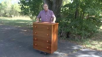 Video Furniture Bank of Central Ohio Chest