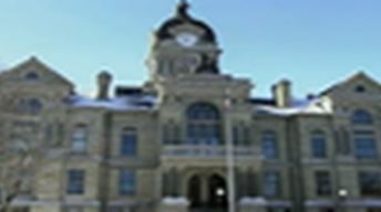 Historic Courthouses of Northwest Ohio
