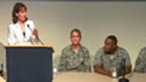 Military 101: Military Service Members Panel Discussion