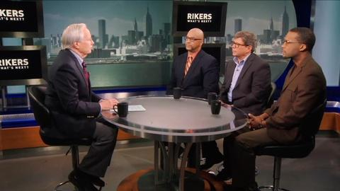 Rikers -- Rikers: What's Next? A Conversation