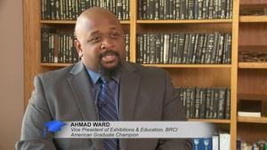Ahmad Ward | American Graduate Day