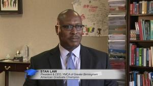 Stan Law | American Graduate Day