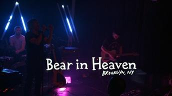 Bear In Heaven