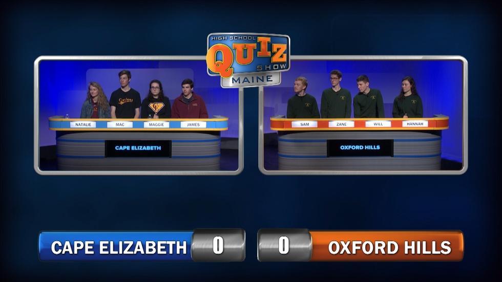 Cape Elizabeth vs. Oxford Hills image