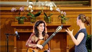 MPBN's Maine Arts! Presents: Guitarist Sharon Isbin