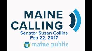 U.S. Senator Susan Collins