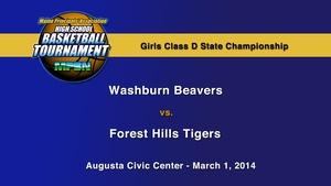 Washburn vs. Forest Hills Girls D State Championship